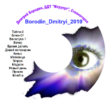 Диск (Дмитрий Бородин - 2010)